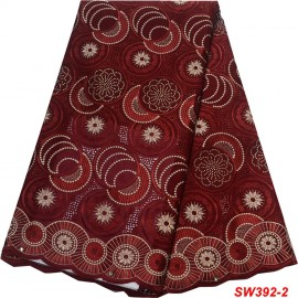 SW392-Wine Red